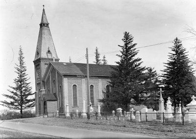 Our Mother of Sorrows Church, Paddy Hill